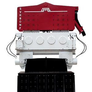 Rental and Used Vibratory Pile Driving Machine