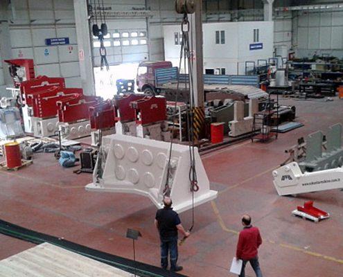 OMS-SVR200NF-PP-1536-crane-hanging-vibro-hammer-gear-box