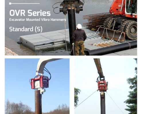 OMS - Excavator Mounted Vibratory Hammer