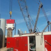 OMS Pile Driving Equipment