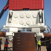 Crane Suspended Vibro Hammer - SVR 200 NF