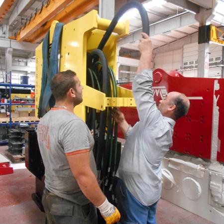 Vibro Hammer SVR 30 VM Manufacturing