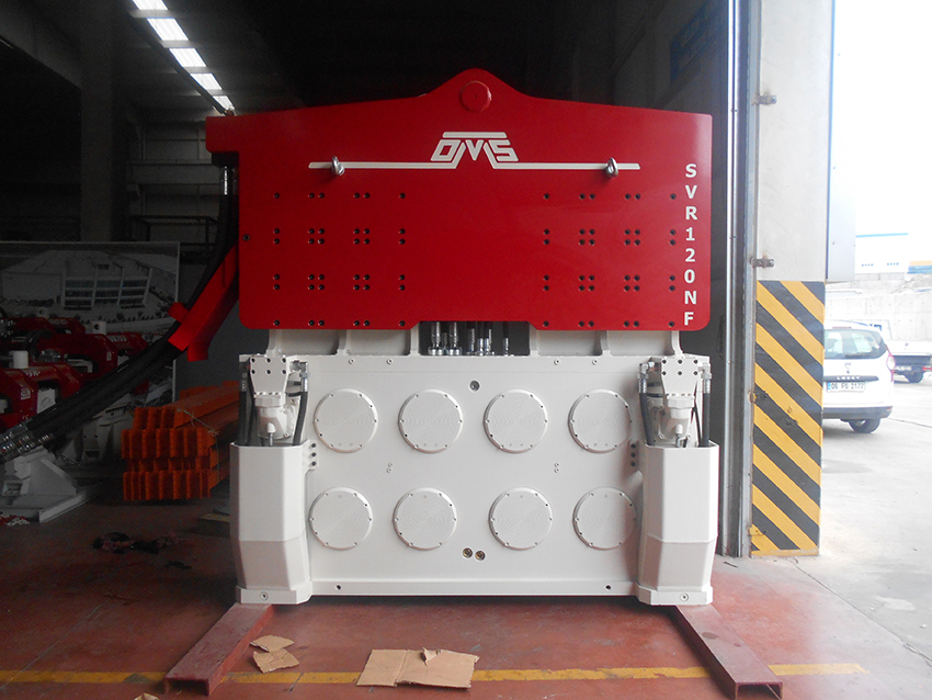 Manufacturing SVR 120 NF
