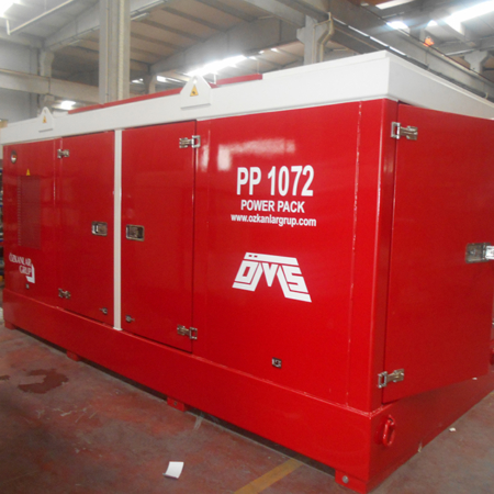 Hydraulic Power Pack PP 1072