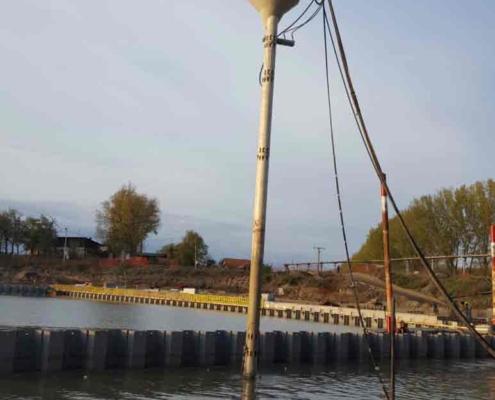 Bottom Feed Free Hanging Vibroflotation