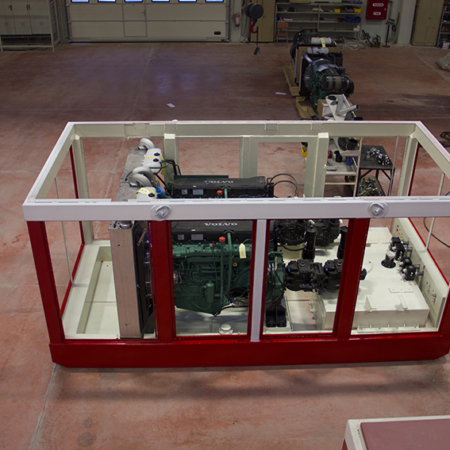 Hydraulic-Power-Pack-Manufacturing-Plant