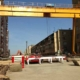 KBM 125 Guided Boring Machine Right View In Baku Azerbaijan Jobsite