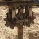 Mud Scraper and Mandrel of Wick Drain Machine