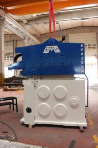 Manufacturing Variable Moment Vibro Hammer SVR 25 VM