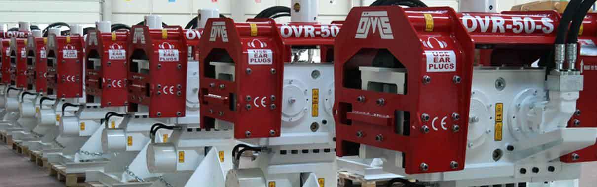 Vibro Hammer Manufacturing